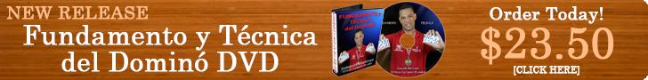 Fundamento y Técnica del Dominó DVD